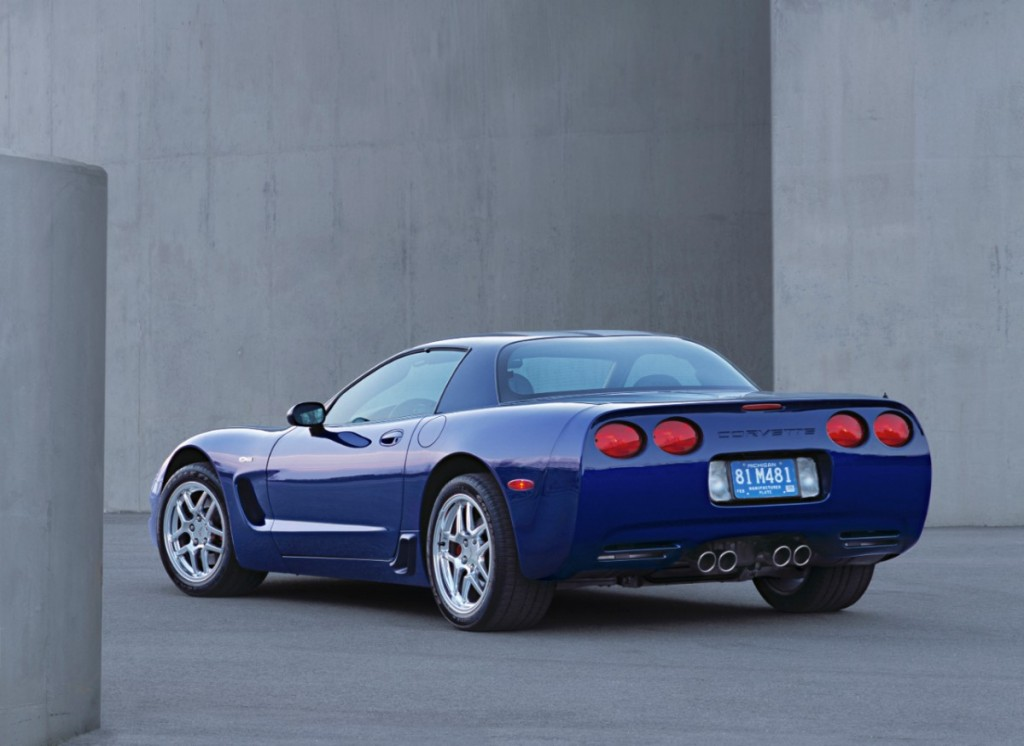 2004 Chevy Corvette Z06