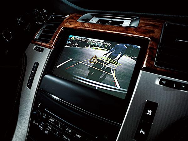 2014 Cadillac Escalade Interior