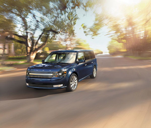 2014 Ford Flex Overview