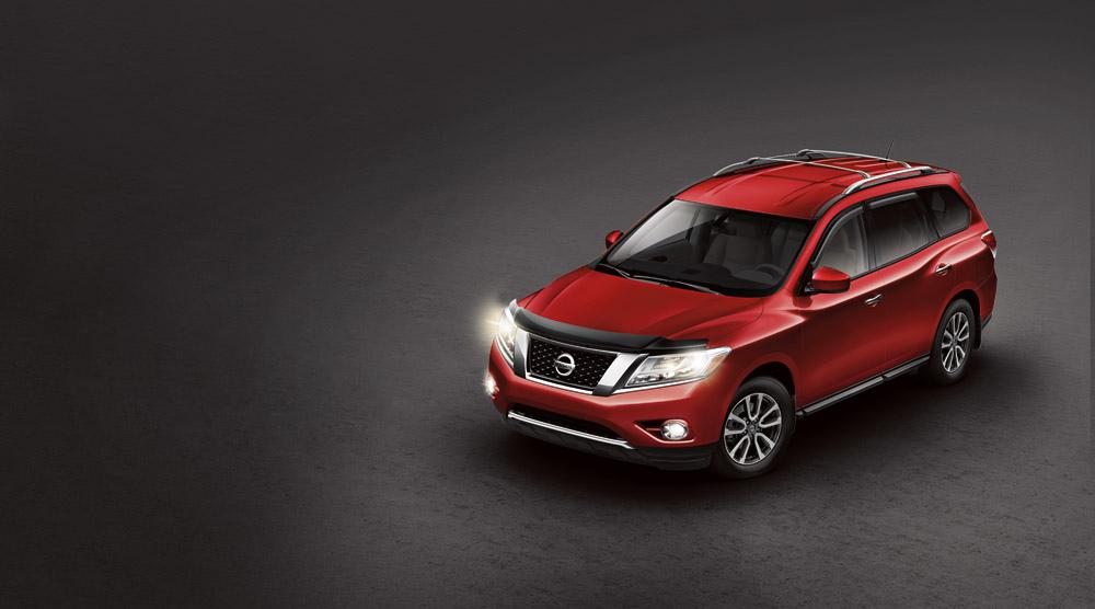 2014 Nissan Pathfinder Hybrid Overview