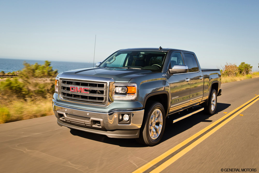 Updates for 2015 Chevy Silverado, GMC Sierra