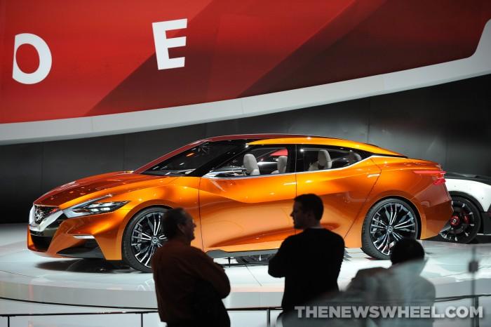 Nissan Sports Sedan Concept | NAIAS