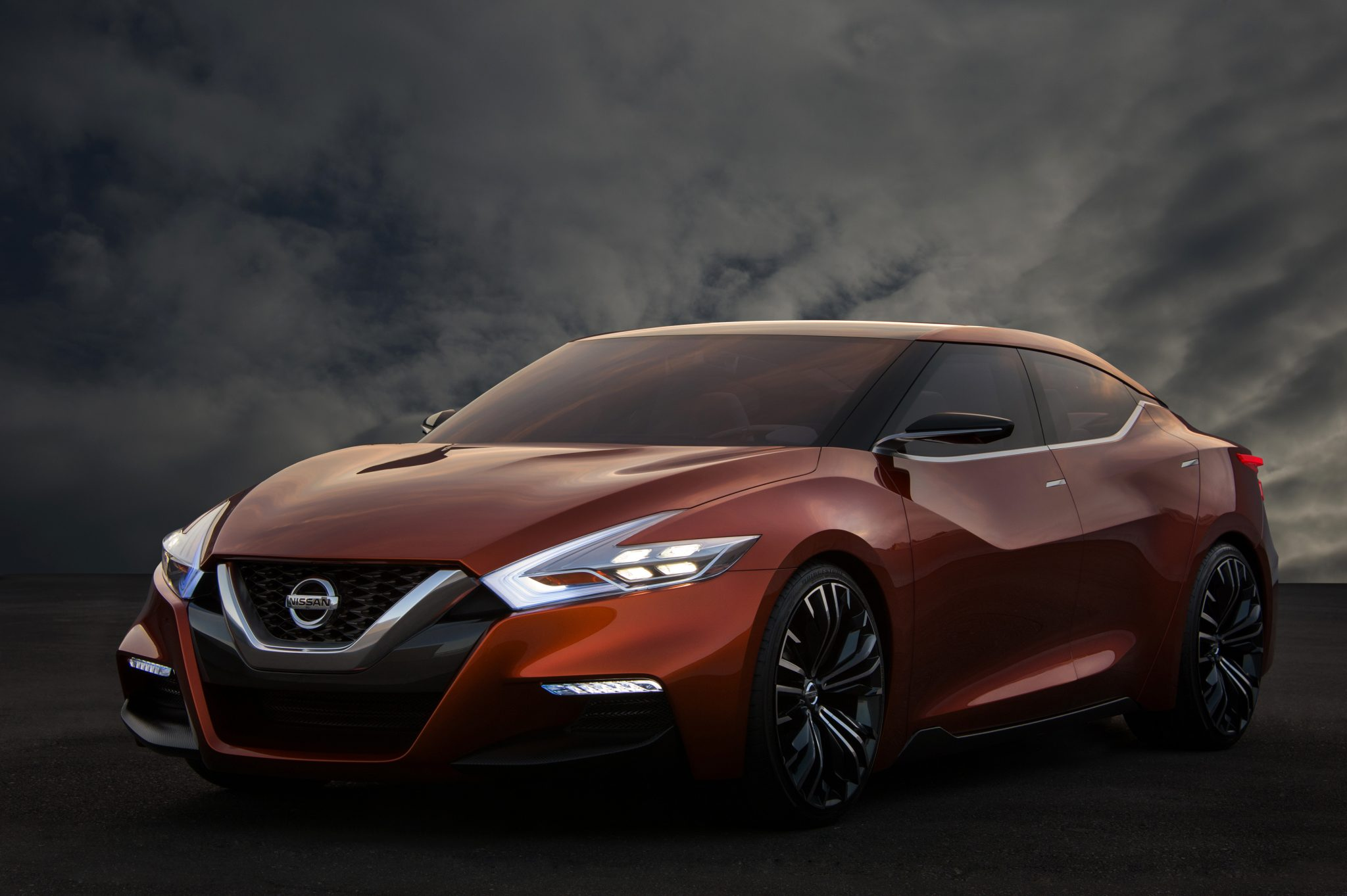 Nissan Sport Sedan Concept: The Four-Door Sports Car the ...