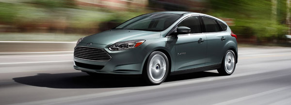 Ford Focus Electric History
