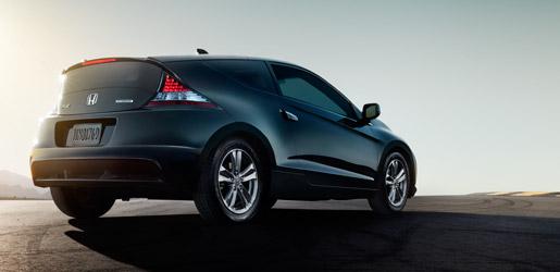 Honda CR-Z History