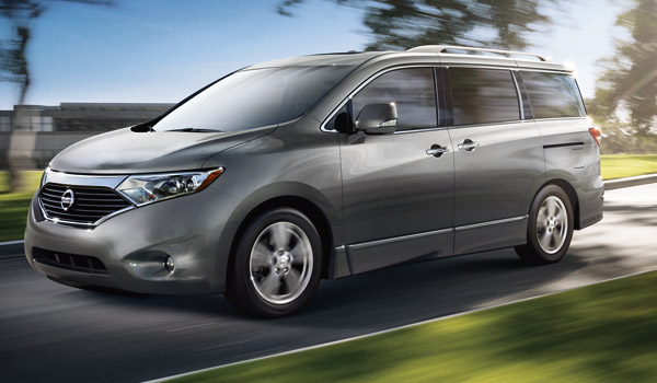 Nissan Quest History