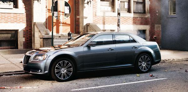 Chrysler 2013 sales