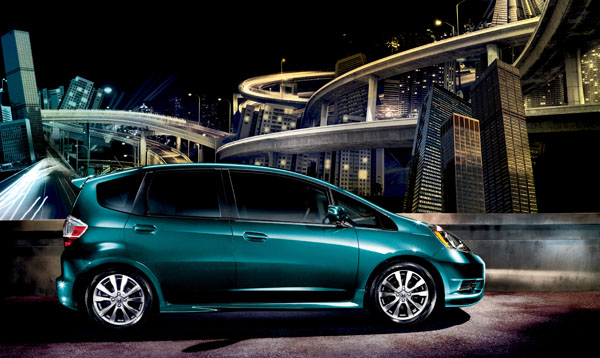 Generation Y car buyers - Honda Fit