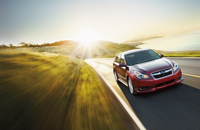 2013 Subaru Legacy Overview