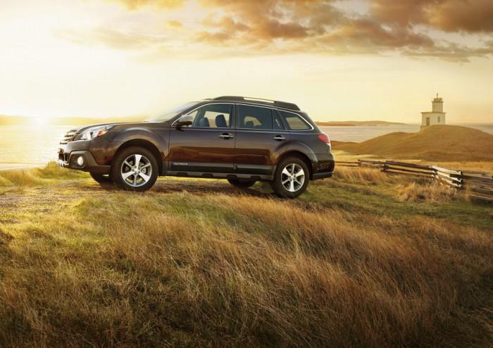 Subaru Outback History