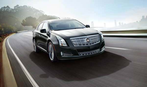 2013 Cadillac XTS Sedan Overview