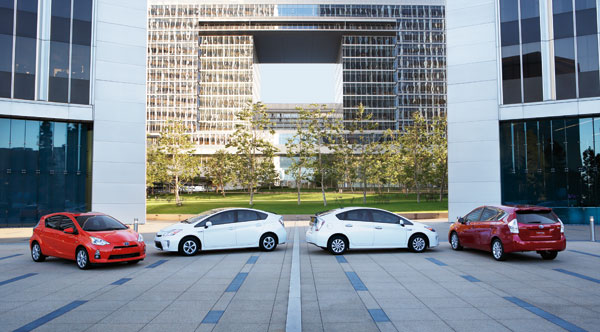 Next-Generation Prius Redesign to Give Prius More Curb Appeal