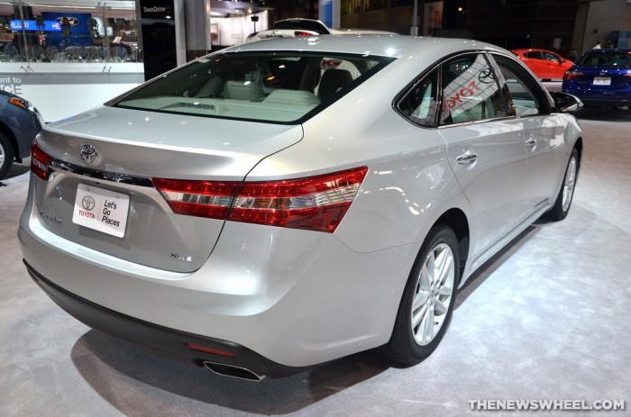 2014 Avalon Hybrid
