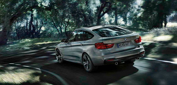 2014 BMW 3 Series Overview Gran Turismo