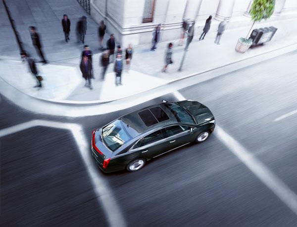 2014 Cadillac XTS Sedan Overview