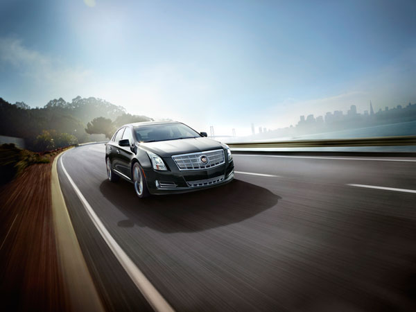 2015 Cadillac XTS Updates:  Colors and Armrests Galore