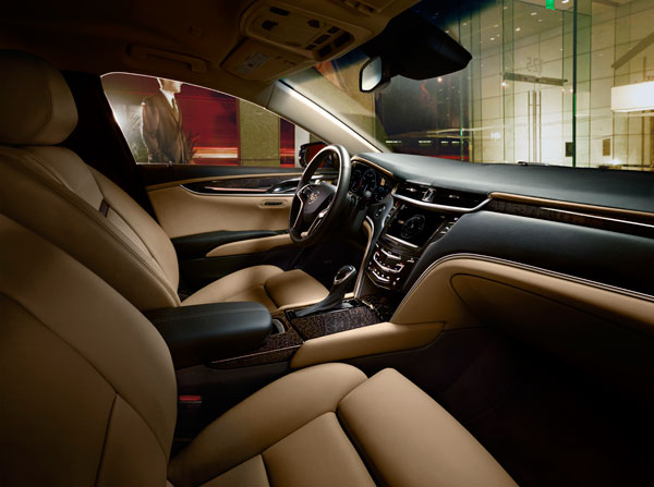 2014 Cadillac XTS Sedan Overview