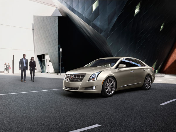 The Cadillac LTS could spell the end for the XTS, but not for Cadillac's horrible naming structure.