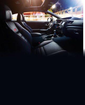 2014 Honda Civic Coupe Overview: Interior