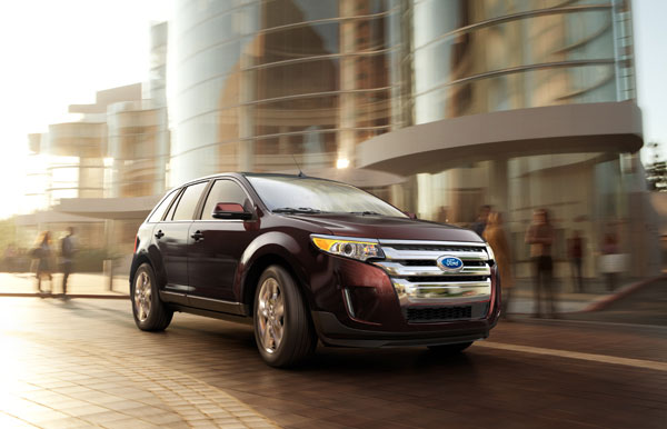 2014 Ford Edge Overview