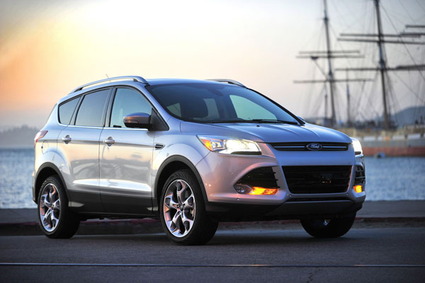 2014 Ford Escape Overview
