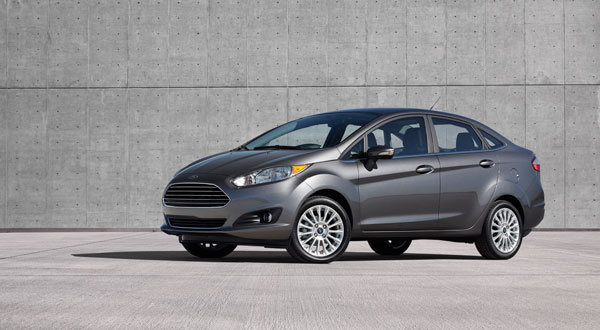 2014 Ford Fiesta Overview