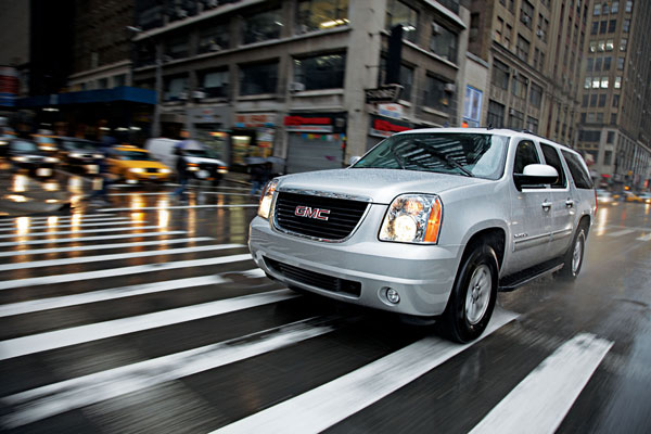 2014 GMC Yukon Overview