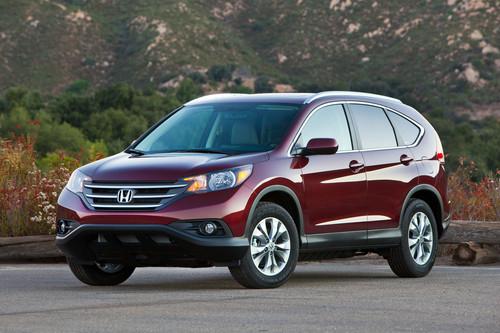 American Honda Motor April Sales