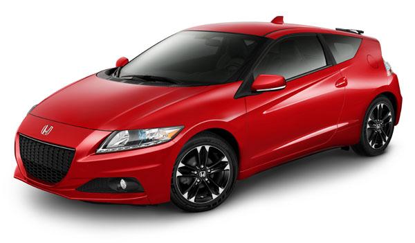 2014 Honda CR-Z Overview