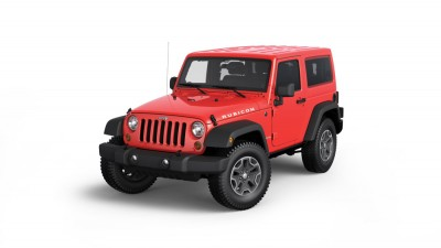 2014 Jeep Wrangler Rubicon