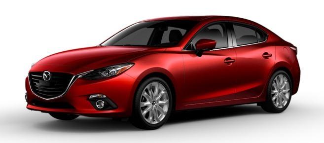 2014 Mazda MAZDA3 4-Door Overview
