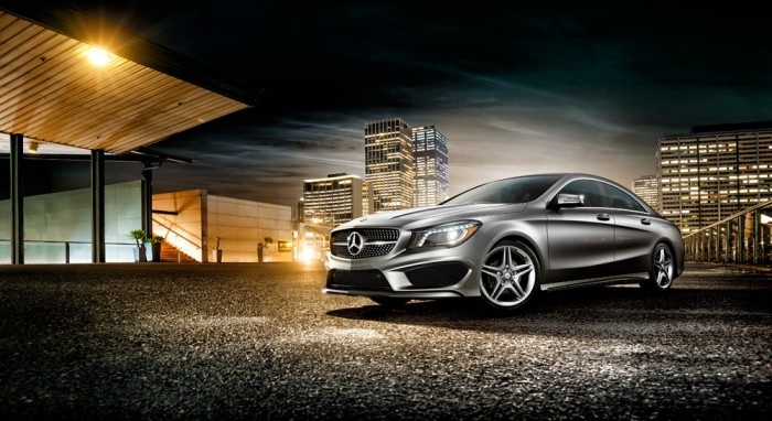 Mercedes-Benz CLA-Class History