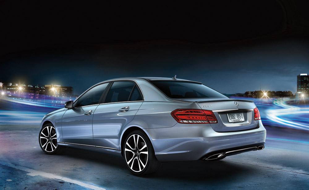 Mercedes-Benz E-Class History - The News Wheel