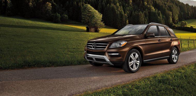 April sales for Mercedes