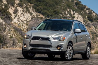 April Mitsubishi sales in North America