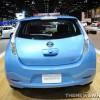 2014 Nissan Leaf Rear