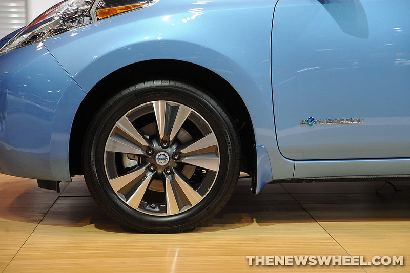 2014 Nissan Leaf Wheel