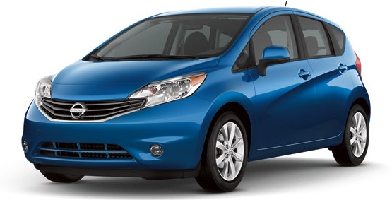 2014 Nissan Versa Note Overview