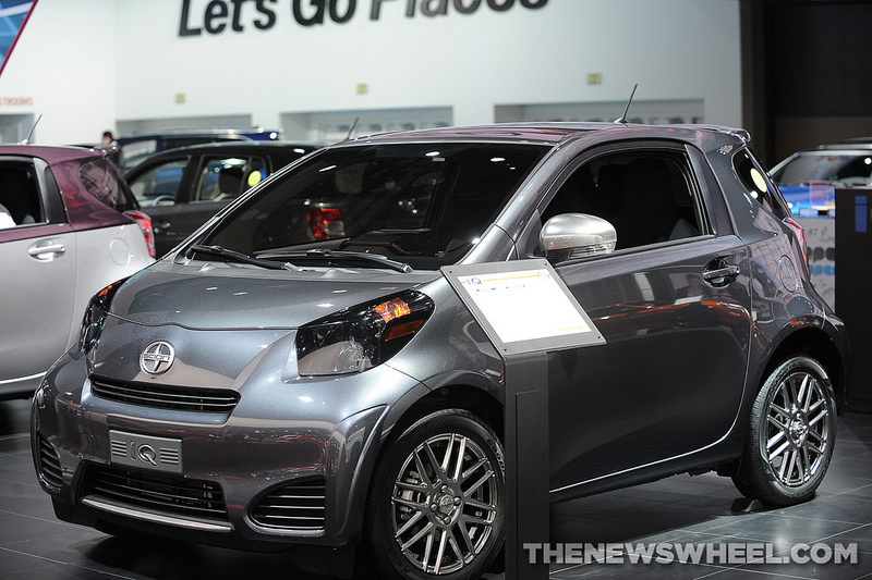 Scion Iq Naias