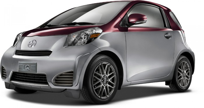 2014 Scion iQ Overview