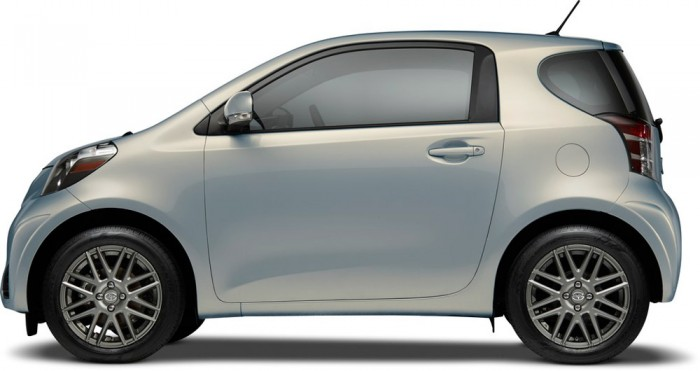 2014 Scion iQ side-view