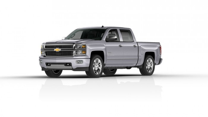 Impala and Silverado Named Best Car and Best Pickup of 2014