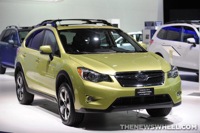 2014 Subaru XV Crosstrek Hybrid 2