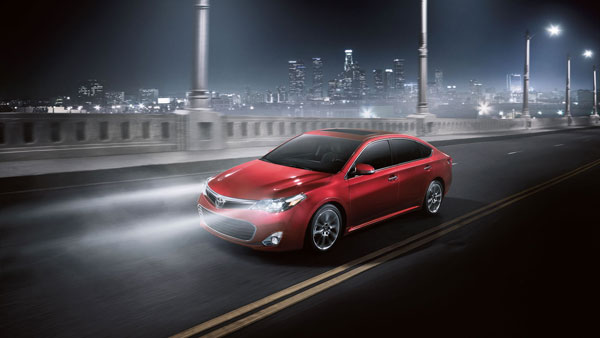 2014 Toyota Avalon Overview