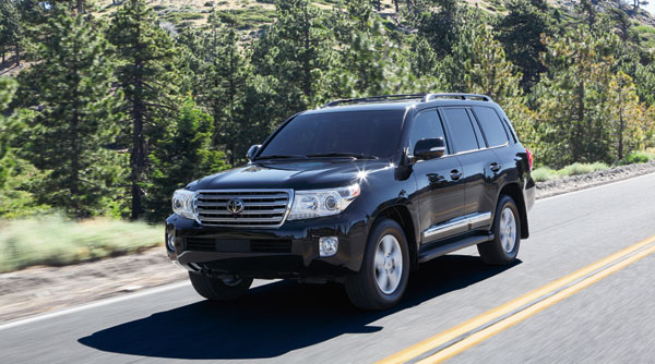 2014 Toyota Highlander Overview