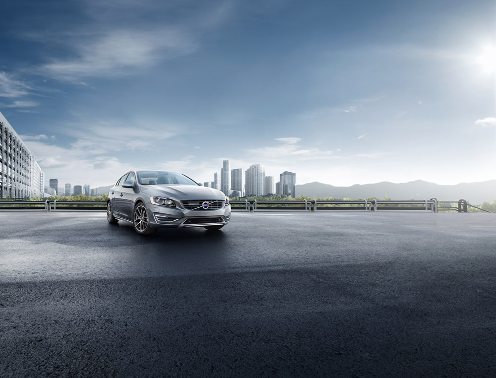 2014 Volvo S-60 Overview