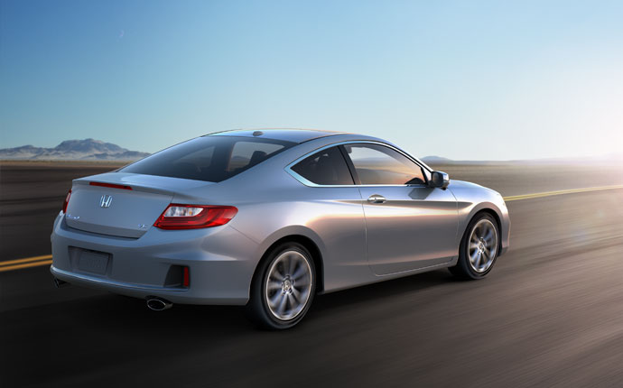 Honda Accord Coupe History