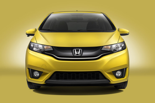 2015 Honda Fit overview
