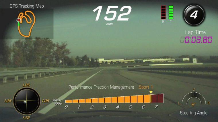 2015 Corvette Stingray - Performance Data Recorder