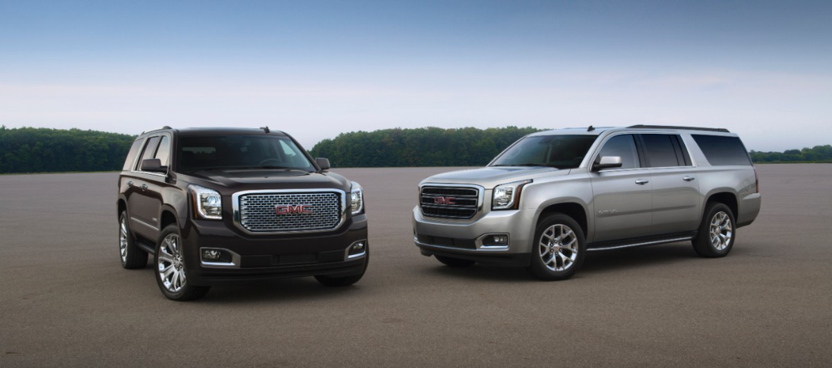 GMC Official Vehicle of the NFL